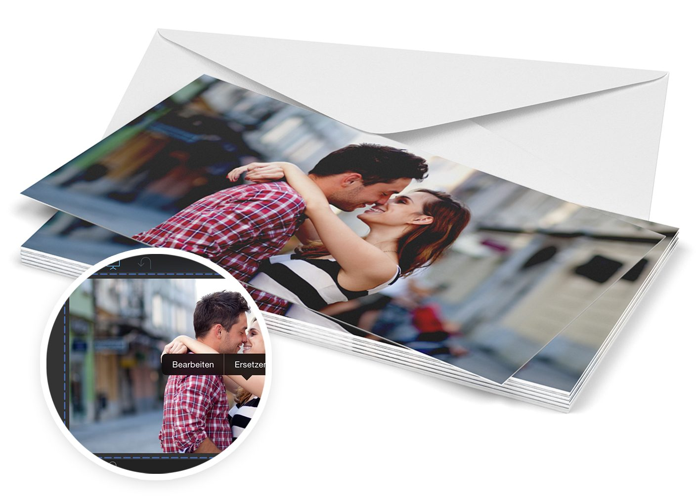 Design Photo Greeting Cards Ifolor
